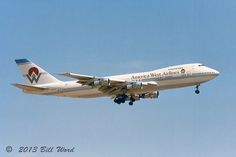 Boeing 747-206B cn19924 N533AW America West Airlines c | Flickr
