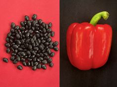 How To Get More Nutrition By Pairing Foods by npr: You'll get more plant-based iron from black beans if you eat them with something rich in vitamin C, like red pepper. #Health #Nutrition #Pairing_Foods #Plant_Based_Iron #Vitamin_C