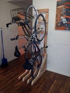Resultado de imagen para Vertical Bike Hanger #bicyclehanger
