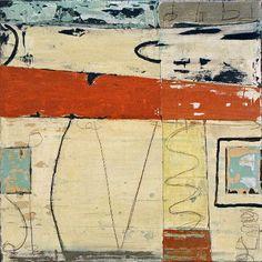 "dailyartjournal:    Michael Shemchuk, ""Stroll 3"", acrylic on wood panel"