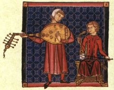 """The Cantigas de Santa Maria: Illuminations  The Cantigas de Santa Maria medieval-era manuscripts were written during the reign of Alfonso X """"El Sabio"""" (1221-1284) and are one of the largest collections of monophonic (solo) songs from the middle..."""