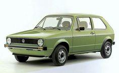 Volkswagen Caribe 1980
