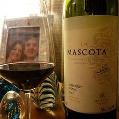 La Mascota Cabernet Franc 2014. Eu tenho procurado experimentar vinhos desta casta. Já encontrei incríveis, herbáceos, elegantes e marcantes. Este é interessante. Começa um tanto ácido, mas um tempo na taça resolve. É um vinho aromático e gastronômico.  Conheça www.vivaovinho.com.br/  #vinho #vivaovinho #winelovers #dicasdevinhos #wine #winetasting #adega #degustação #winetips #cabernetfranc #argentina #vinhoargentino #fotooficialvov…