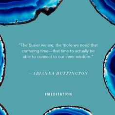 Successful women, like Arianna Huffington and Robin Roberts, make time to meditate every day—and it's doing wonders for their careers and lives.