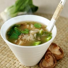 Collect this Quick Miso Fish Soup recipe by Vitamix. MYFOODBOOK.COM.AU   MAKE FREE COOKBOOKS