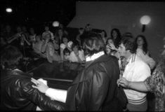 February 13, 1977  Elvis heading to the Auditorium, West Palm Beach, Florida.