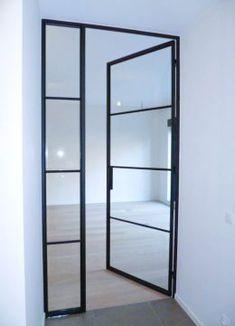 Metalldører - Dominius AS Bathroom Medicine Cabinet, Doors, Mirror, Furniture, Home Decor, Style, Swag, Puertas, Stylus
