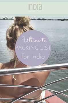 There are loads of backpacker's packing lists all over the web, but this one is specific to India. Unsurprisingly, you will have to take a different type of clothing and tools for your trip in somewhat-conservative India. Backpacking India alone is a unique experience and you can expect to