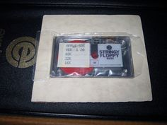 Exatron Stringy Foppy wafer tape