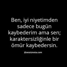 Cool Words, Wise Words, Some Sentences, Learn Turkish Language, Thug Life, Queen Quotes, Meaningful Words, Karma, Instagram Story