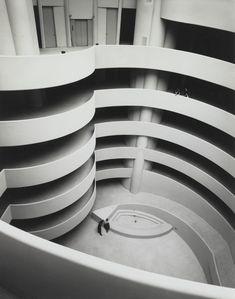 The Guggenheim, Almost Empty, c. 1959 — Ezra Stoller--Tumblr