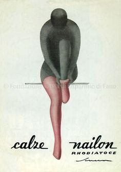 Rhodiatoce Nailon Calze