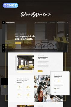 380 best wordpress themes images on pinterest in 2018 business lunar cafe cafe restaurant elementor wordpress theme cheaphphosting