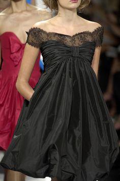Oscar de la Renta Ready To Wear Spring 2007