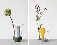 """""""Скрытая ваза"""" Chris Kabel"""