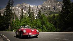 Let The Old Times Roll - Die 32. Kitzbüheler Alpenrallye führt wieder über die schönsten Alpenstraßen Rolls Royce, Bugatti, Jaguar, Mercedes Benz, Wilder Kaiser, Old Things, Events, Let It Be, Times