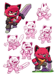Cat Character, Game Character Design, Character Design Animation, Fantasy Character Design, Character Design References, Character Drawing, Character Design Inspiration, Character Illustration, Character Concept