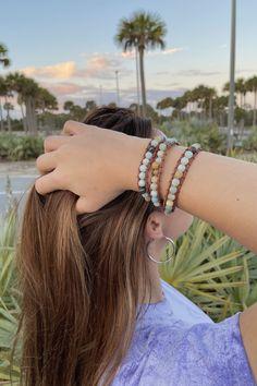 Christian Bracelets, Stone Wrapping, The Creator, Pretty, Women, Fashion, Moda, Fashion Styles, Fashion Illustrations