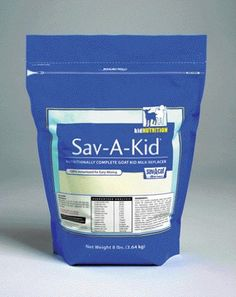 milk products llc 01-7418-0217 Sav-A-Kid, 8 LB, Milk Replacer *** Remarkable product available now. : Cat Supplies