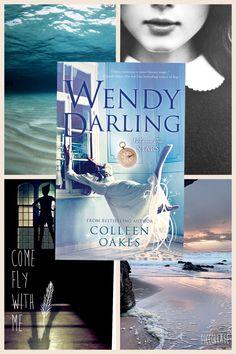 Wendy Darling, Fairytale Retelling, YA, Peter Pan