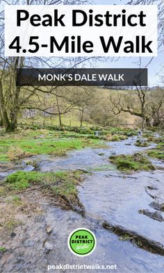 Looking for a beautiful walk in the Derbyshire Peak District, why not try Monk's Dale Walk From Miller Dale Peak District England, Places To Travel, Places To See, Norfolk Broads, Places In England, Hiking Routes, Things To Do In London, Adventure Activities, Weekends Away