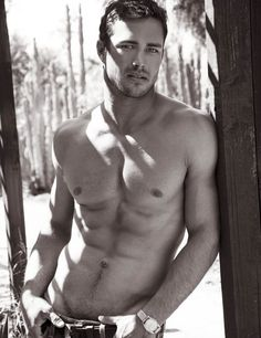 Taylor Kinney - Can I just say, Lady Gaga is one lucky b****
