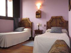 Habitacion Las llavecillas @Rtejarpar #grajera #turismorural #segovia