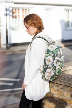 This Mipac backpack is the perfect gift for that chic laid-back friend of yours!