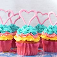 Cupcake Heaven on Pinterest | Cupcake, Cupcake Bouquets and Pumpkin ...