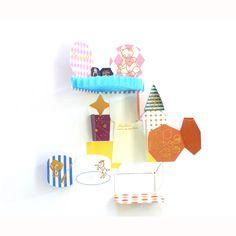 D-BROS / merry boxes! クリスマスカード