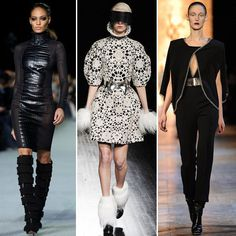 Fall 2012 Trends: Futuristic