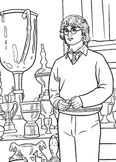 harry potter colouring - Google Search