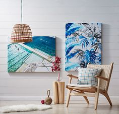 """When we interviewed Suzie Atkin back in March 2012, the creator of Urban Road said her aim was """"to make large canvas prints gorgeous and affordable"""". Since then she has expanded the business to cover cushions, rugs and accessories and her popular products..."""