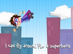 """When you mix superheros, marching, flying and counting you get """"My God Is Number One"""". Kids will have fun in this action packed song singing and shouting that they can count on God because He is number one."""