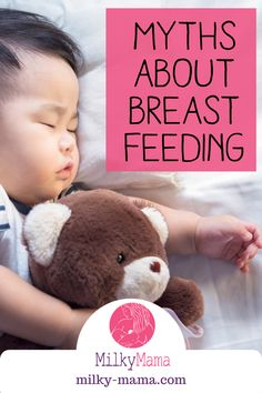 Are you new to breastfeeding? If your family and friends are not familiar with breastfeeding they may tell you some crazy (and false) information. I want to debunk a few of the most common misconceptions about breastfeeding so you can feed those milky babies with peace of mind! Click here to read 11 myths about breastfeeding to make your nursing journey easier! | Breastfeeding| New Mom| New Baby| Milk Supply| Breastfed| Pumping| Lactation| Nursing| Tips and Tricks for Breastfeeding| Extended Breastfeeding, Breastfeeding Tips, Nursing Tips, Twin Mom, Get Baby, Milk Supply, First Baby, Pumping