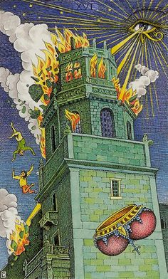 """Pride goeth before destruction, and a haughty spirit before a fall."" — Proverbs 16:18   