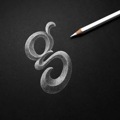 g/s - work in progress - #whichpendidyouuse #typography