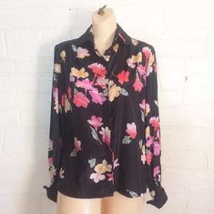 Floral Tops, Blouse, Link, Long Sleeve, Sleeves, Stuff To Buy, Women, Fashion, Moda