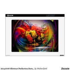 20140706-Abstract Perfection Autumn.jpg Laptop Skin