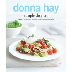 Simple dinners de Donna Hay. Libro - Whole Kitchen
