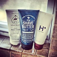 This Shave Butter = Super smooth shave