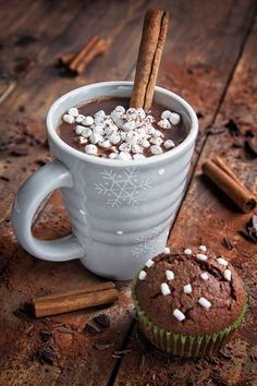 Halzenut Hot Chocolate