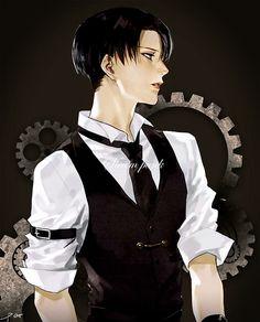 【Levi】log4 | -Par- [pixiv] http://www.pixiv.net/member_illust.php?mode=medium&illust_id=45785668