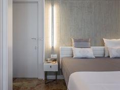 Un ático minimalista y luminoso