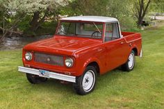 1961 Scout