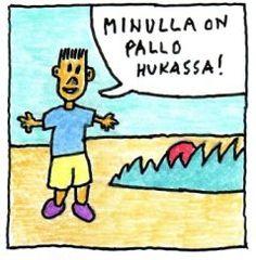 1)Ohjeita sarjakuvien tekemiseen. 2) Lisää opastusta http://www.edu.fi/perusopetus/kuvataide/media_ja_kuvaviestinta/sarjakuva