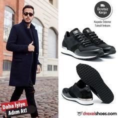 Oldukça rahat tabanı ve nefes alan dış yüzeyi ile benzersiz bir konfor sağlayan Arven ayakkabılar, sokak modasının vazgeçilmezi olacak.