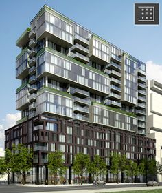 The spectacular and boutique Toronto oneeleven condo project presented by Brad J Lamb Realty, CORE Architects, II by IV Design, Harhay Development.