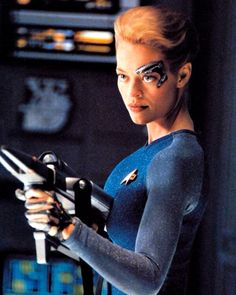 Seven of nine                                                                                                                                                                                 More