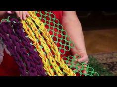 КРАСИВЫЙ КОВРИК СВОИМИ РУКАМИ - ТАКОГО НЕТ НА ЮТУБЕ - YouTube Friendship Bracelets, Crochet, Handmade, Jewelry, Youtube, Trapillo, Crochet Hooks, Hand Made, Jewlery